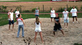 Spring and Fall Monday night Coed Volleyball Tourneys